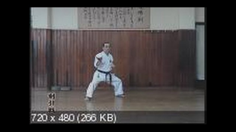 Эйити Миядзато: Каратэ Годзю-рю Дзюндокан. Часть 2