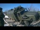 РУССИЙ ГРУЗОВИК УРАЛ 4320 ПО БЕЗДОРОЖЬЮ СЕВЕРА РОССИИ THE HARSH RUSSIAN ROADS