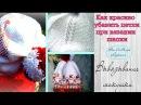 Вязание спицами Вывязывание макушки шапки спицами