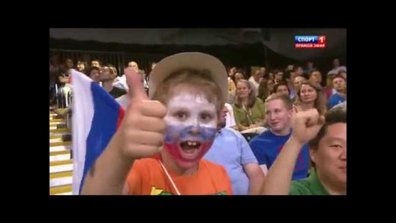Волейбол.Олимпийские Игры.Лондон 2012.Россия-Бразилия.Финал HD