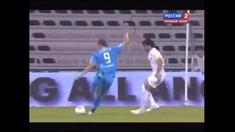 Ирак (олимп) 1-2 Зенит 20.01.2012 Iraq vs FC Zenit