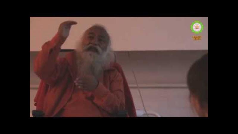 Свами Шанкарананда Гири - Лекция перед посвящением