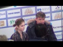 Julia Lipnitskaia. LP. С трибун. Rostelecom Cup 2016.
