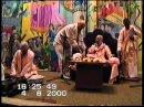 Первая лекция Шрилы Нараяна Махараджа в Москве 03.08.2000 Srila BV Narayan Maharaja in Moscow