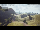 Terra Nova - Dynamic in-game environment system Unreal Engine