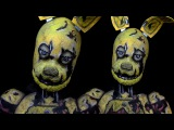Springtrap Make-Up Tutorial  Five Nights At Freddy's 3