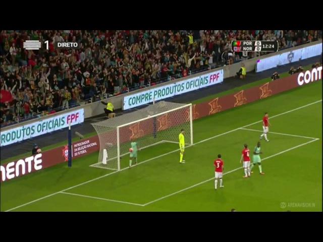 Quaresma Goal vs Norvege 2016