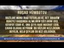 Şeyx İbrahim Ruheyli Rəşad Hümbətov 06 01 2016
