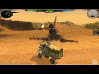 Ex Machina - Hard Truck: Apocalypse - Часть 6: Риджин (Тоннель. Дорога в Либриум) 1080p/60