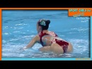 Синхронное плавание - самые красивые моменты
