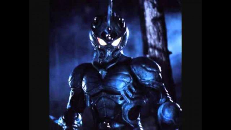 The Guyver Dark hero Theme song (1994)