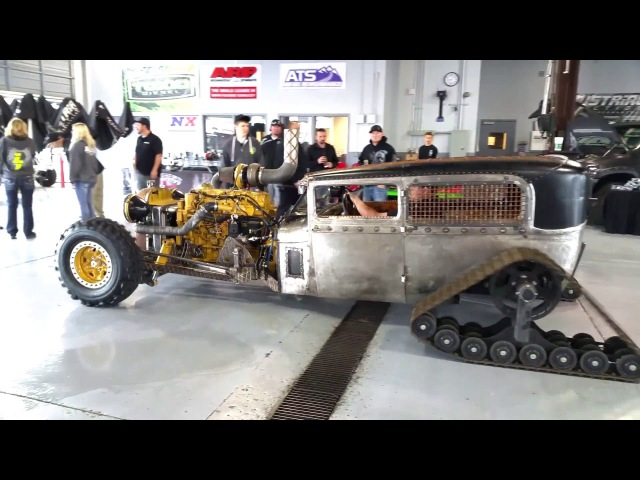 Caterpillar Diesel Power - Welderup Las Vegas