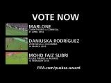 EXCLUSIVE - THE FINAL 3 - The FIFA Puskas Award
