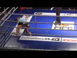 Joanna Jędrzejczyk vs. Liliya Kazak - MFC 5