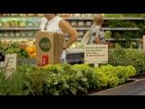 Fresh Garden, by WMcCann to Zona Sul Supermarket