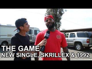 The Game Talks Compton Documentary & Skrillex w/ @RobertHerrera3