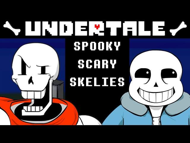 Undertale fanimation - Spooky Scary Skeletons