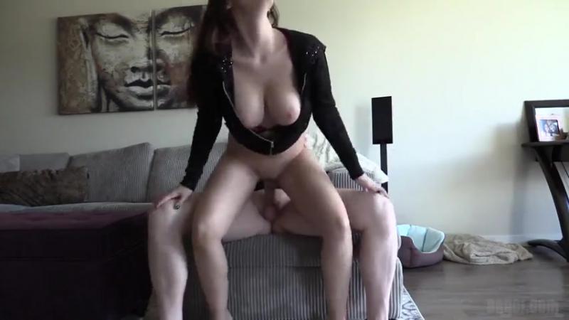 Домашнее порно девушка с красивой фигурой сверху