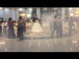 Танец невесты с подругами! Свадьба Владимира и Кристины! ?Sia - Cheap thrills