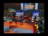 Алый Паук, Человек-Паук, Дэдпул и Кейбл против Агента США, Красного Черепа, Зелёного Гоблина и Хобгоблина