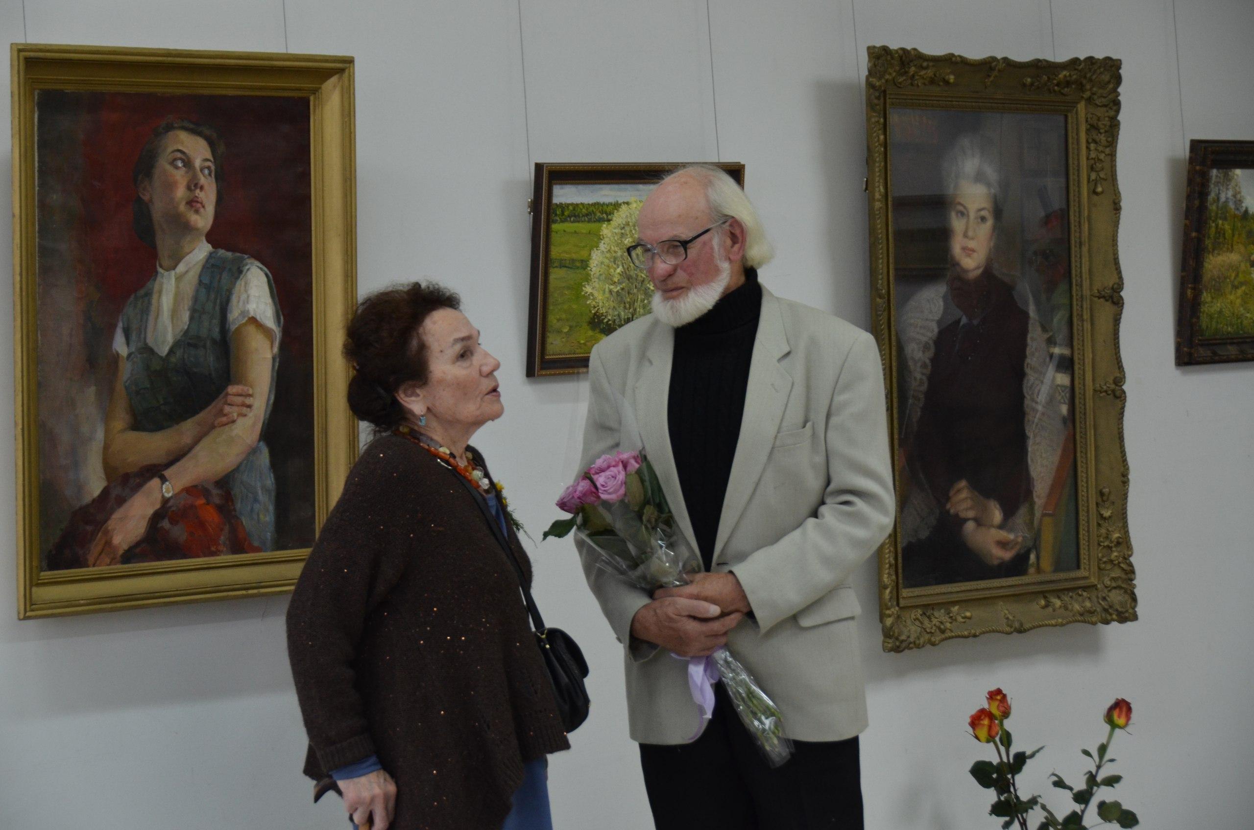 Юбилей М.А. Карачарсковой