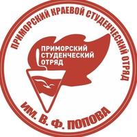 Логотип Приморское региональное отделение МООО «РСО»
