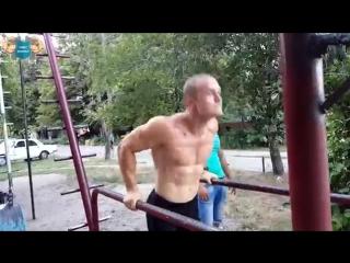 Hannibal For King Workout Routine _ Тренировка Ганнибала