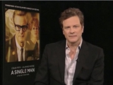 Colin Firth Talks A Single Man and Oscar Nomination