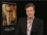 Colin Firth Talks A Single Man and Oscar Nomination