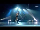 Танцы׃ Юля Самойленко и Антон Пануфник (Massive Attack – Paradise Circus) (выпуск 14)