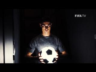 Скрытые сцены: как проходила фотосессия перед награждением премий ФИФА