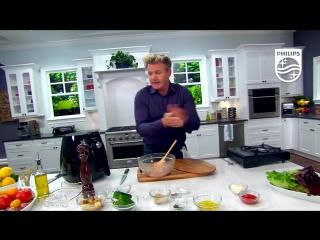Philips Airfryer Gordon Ramsay Turkey Sliders Recipe
