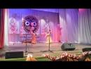 Индийский Воздушный танец с Шариками