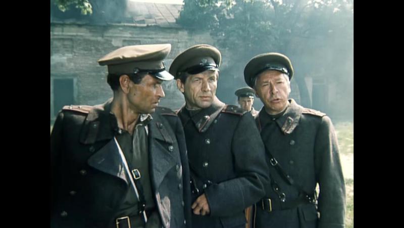 Батальоны просят огня 1985 3-4 серии