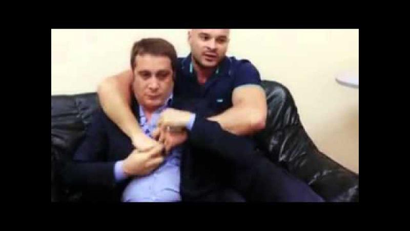 Тесак против Эдика Багирова