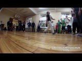 Bboy Vasilii VS Bboy MiniBoss (Hooligans Open Jam -Final)