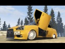 GTA 5 Mods PRIORA Lambo Lancer Style