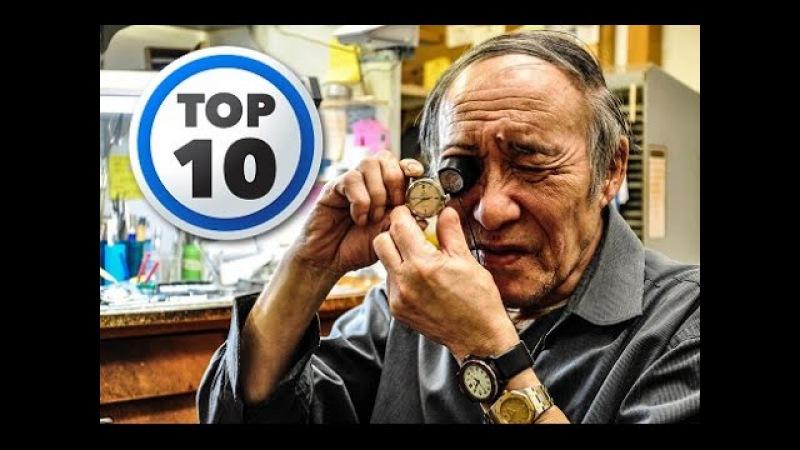 Top 10 Naj   10 zawodów z przeszłości!