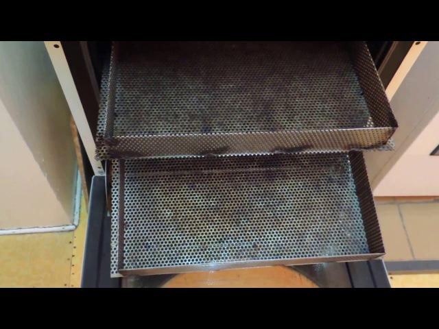 Копорский чай сушка противень из просечной нержавеющей стали