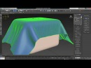 3ds Max Tutorial (Beginner) -- Cloth Simulation