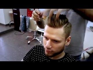 Barber Sergey Manukyan
