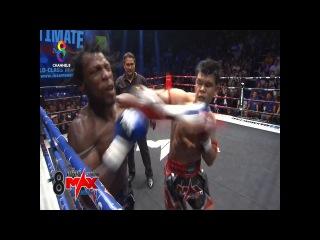 6. Warren Stavone (США) vs. Kengsiam Nor.Sripuenf (Таиланд)