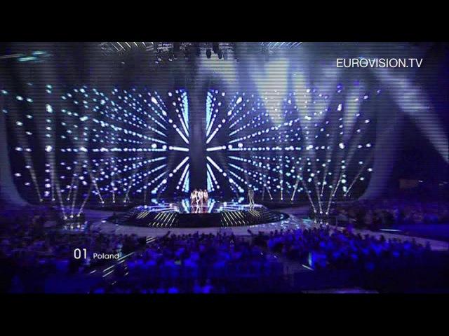 Magdalena Tul - Jestem (Poland) - Live - 2011 Eurovision Song Contest 1st Semi Final