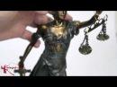 Статуэтка Фемиды Богини правосудия