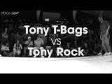 Tony T-Bags vs Tony Rock - Exhibition .stance Skillz-O-Meter 6