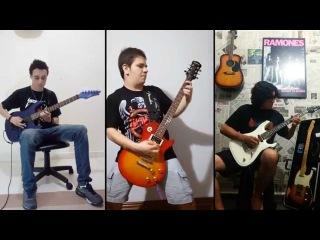 Por una Cabeza - Carlos Gardel (Guitarras que Cantam)