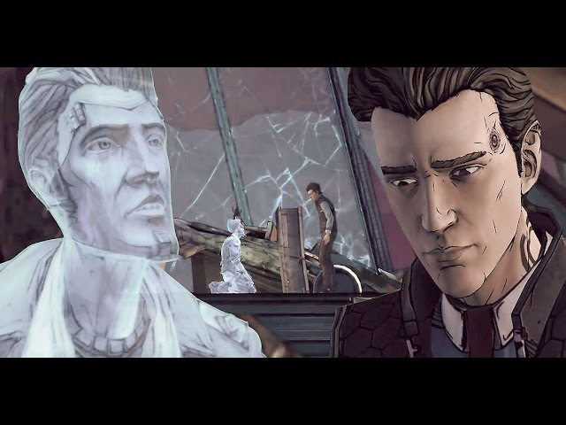 Handsome Jack Rhys | For the last time
