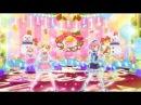 Aikatsu Stars アイカツスター! Episode 37 Yume Laura Mahiru Ako We wish you a merry Christmas