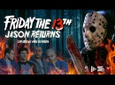 GTA-5 Film: Пятница 13-ое. Возвращение Джейсона (2016) [Friday the 13th: Jason returns]