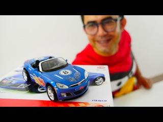 Araba toplama oyunu! Erkek araba oyunları Nail Baba ile! Yarış arabası. Tamirhane çalışmaları